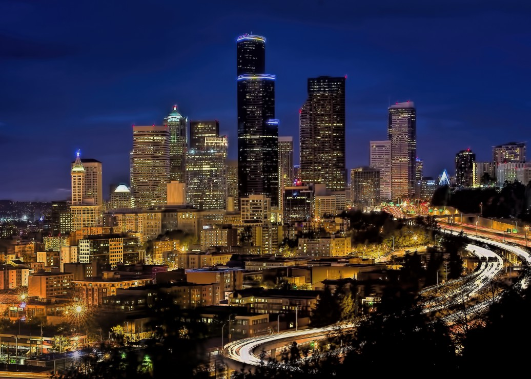 magnetische-teile-seattle-by-night