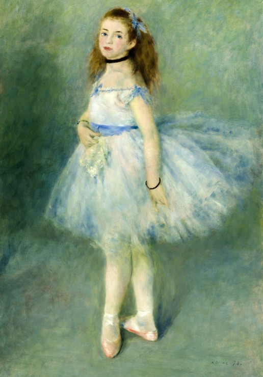 Auguste Renoir: The Dancer, 1874