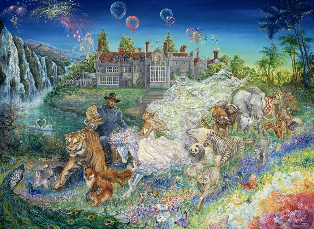 grafika-kids-josephine-wall-fantasy-wedding-300-teile-puzzle-grafika-kids-01547