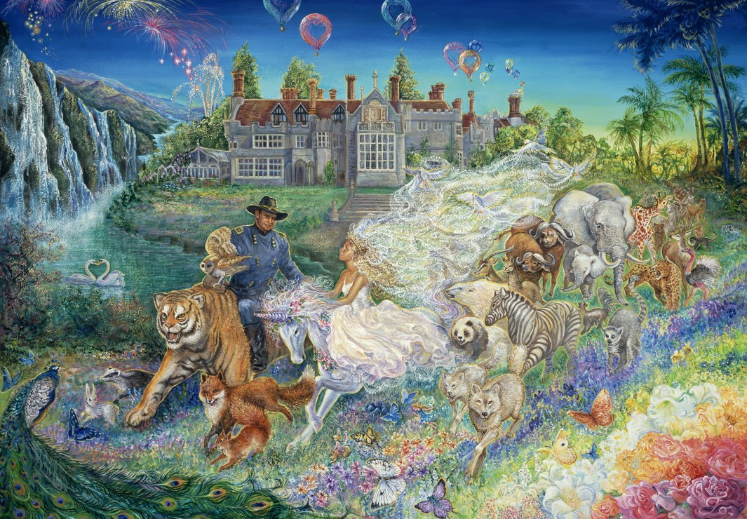grafika-kids-josephine-wall-fantasy-wedding-100-teile-puzzle-grafika-kids-01548
