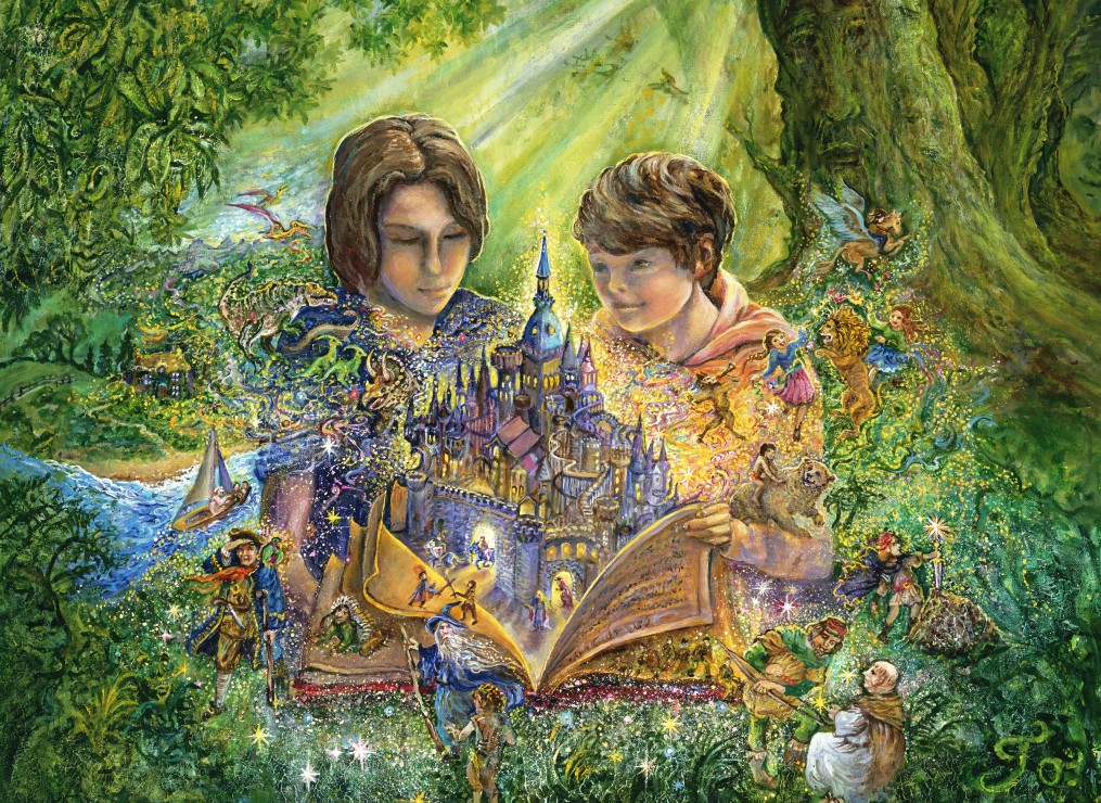 grafika-kids-josephine-wall-magical-storybook-300-teile-puzzle-grafika-kids-01565