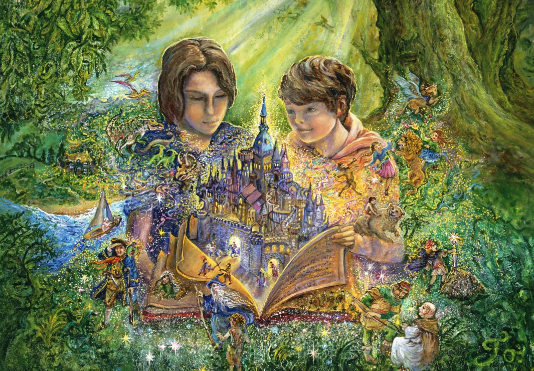 grafika-kids-josephine-wall-magical-storybook-100-teile-puzzle-grafika-kids-01566