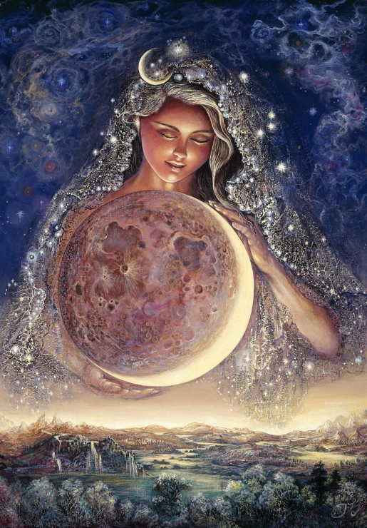 grafika-kids-josephine-wall-moon-goddess-100-teile-puzzle-grafika-kids-01584