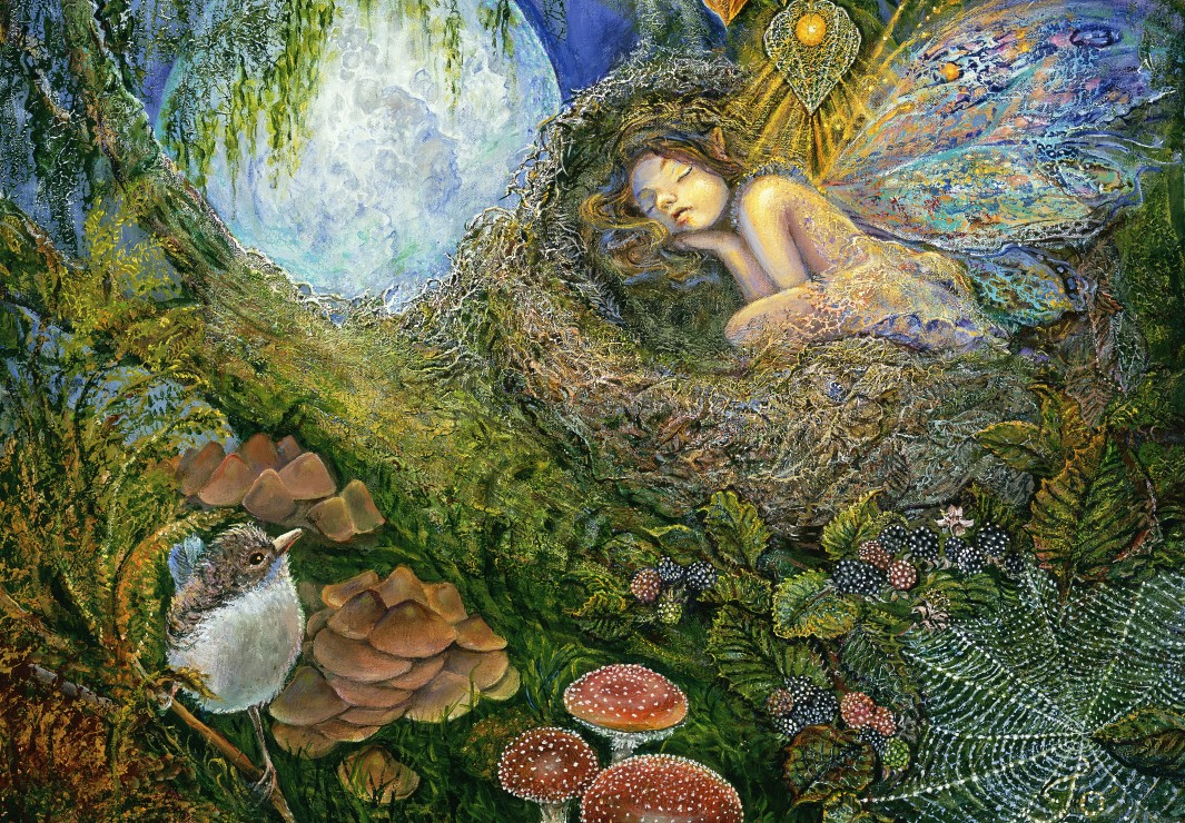 grafika-kids-josephine-wall-fairy-nest-100-teile-puzzle-grafika-kids-01965