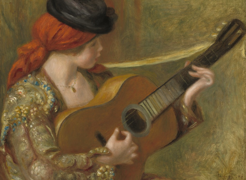 grafika-kids-auguste-renoir-young-spanish-woman-with-a-guitar-300-teile-puzzle-grafika-kids-02048