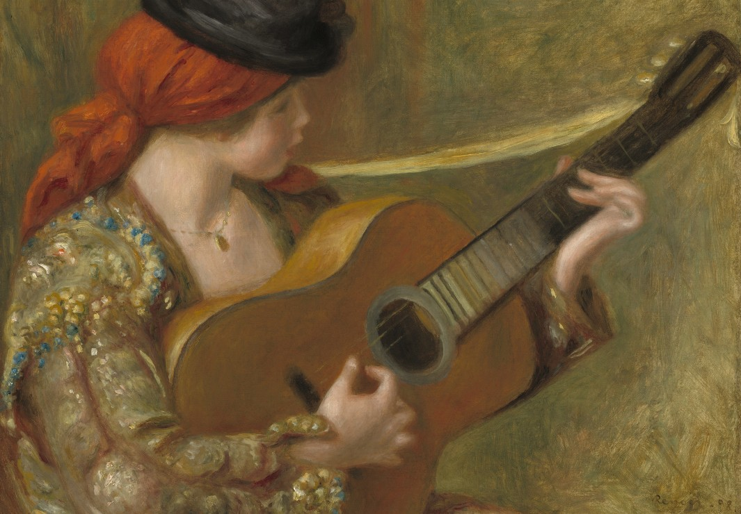 grafika-kids-auguste-renoir-young-spanish-woman-with-a-guitar-100-teile-puzzle-grafika-kids-02049