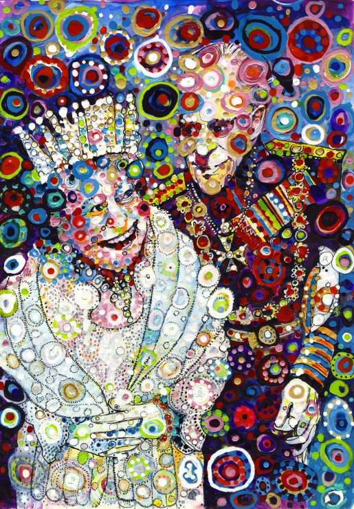 grafika-kids-sally-rich-the-queen-and-prince-philip-100-teile-puzzle-grafika-kids-02086