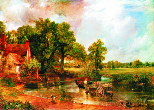 gold-puzzle-constable-john-the-hay-wain-1000-teile-puzzle-gold-puzzle-60492