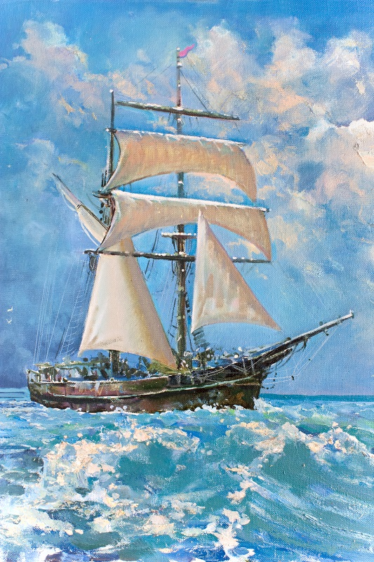 gold-puzzle-sailboat-in-the-ocean-500-teile-puzzle-gold-puzzle-61475
