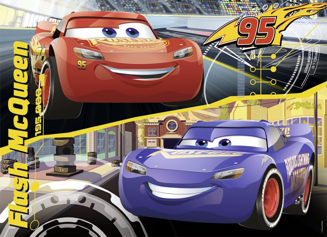 Cars 3 - Flash Mcqueen