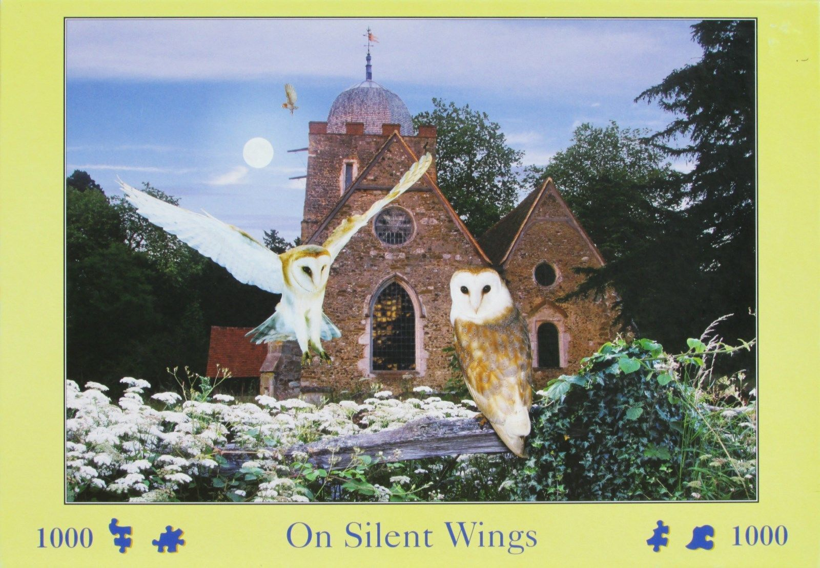 On Silent Wings