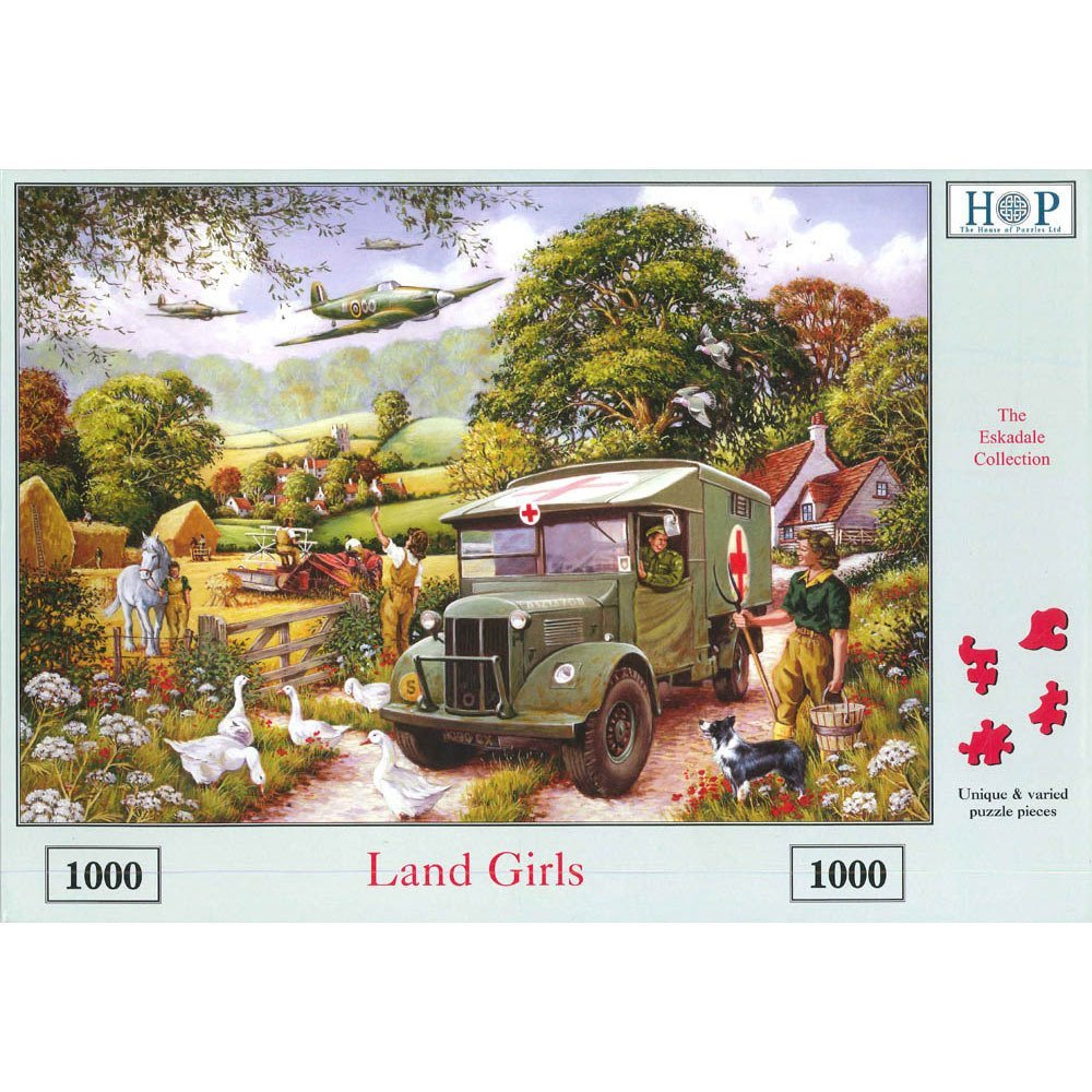 the-house-of-puzzles-land-girls-1000-teile-puzzle-the-house-of-puzzles-2100