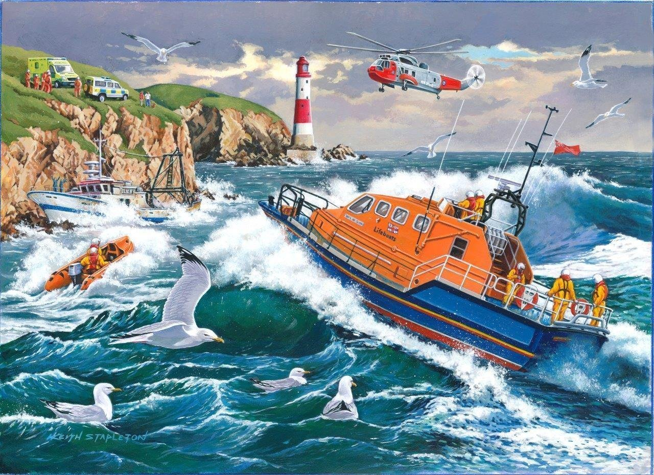 For Those In Peril - Royal National Lifeboat In...