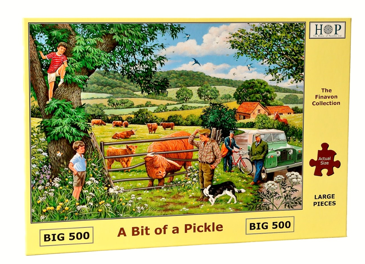 the-house-of-puzzles-xxl-teile-a-bit-of-a-pickle-500-teile-puzzle-the-house-of-puzzles-4319
