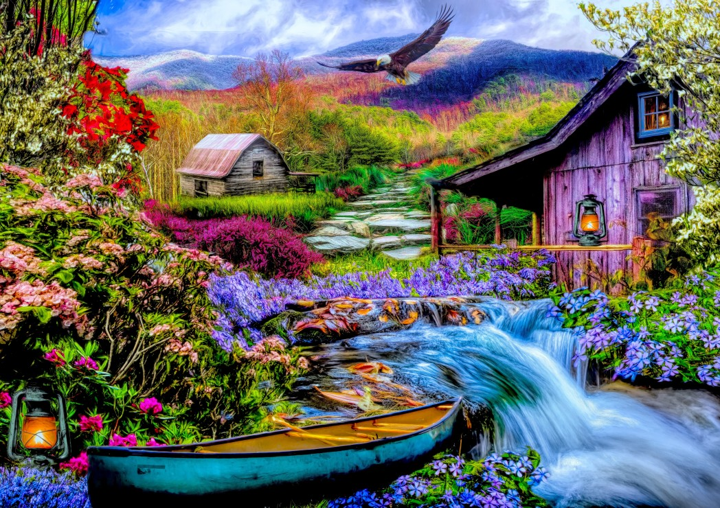 bluebird-puzzle-heaven-on-earth-in-the-mountains-1500-teile-puzzle-bluebird-puzzle-70210