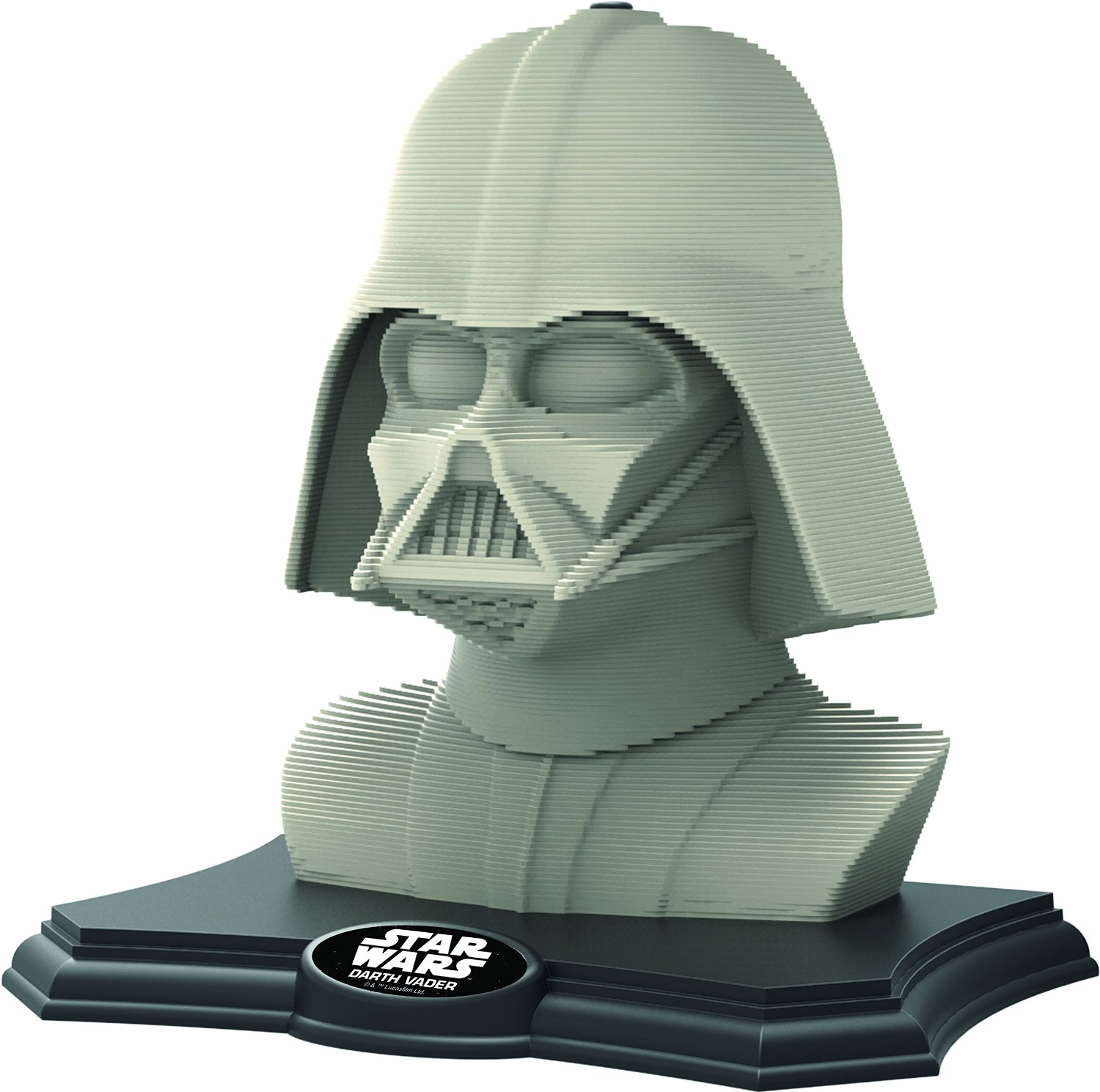 3D Sculpture Puzzle - Star Wars - Darth Vader