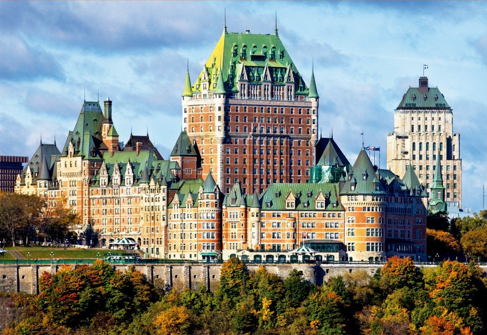 The Château Frontenac, Canada