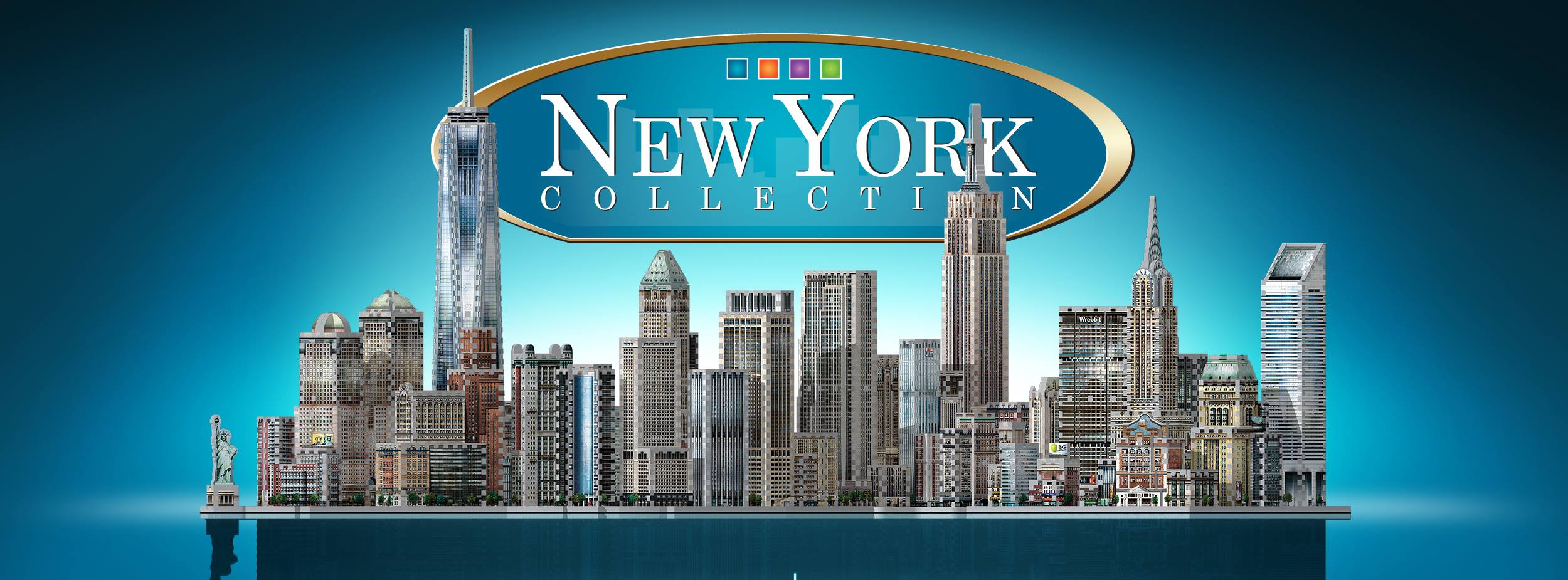 wrebbit-3d-3d-puzzle-full-new-york-collection-3575-teile-puzzle-wrebbit-set-new-york, 149.69 EUR @ puzzle-de