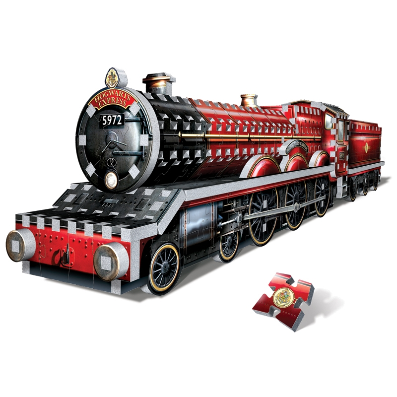 Puzzle 3D - Harry Potter: Hogwarts Express