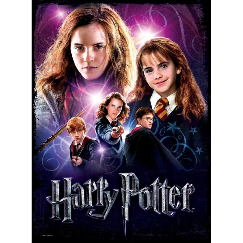 Poster Puzzle - Hermione Granger, Harry Potter