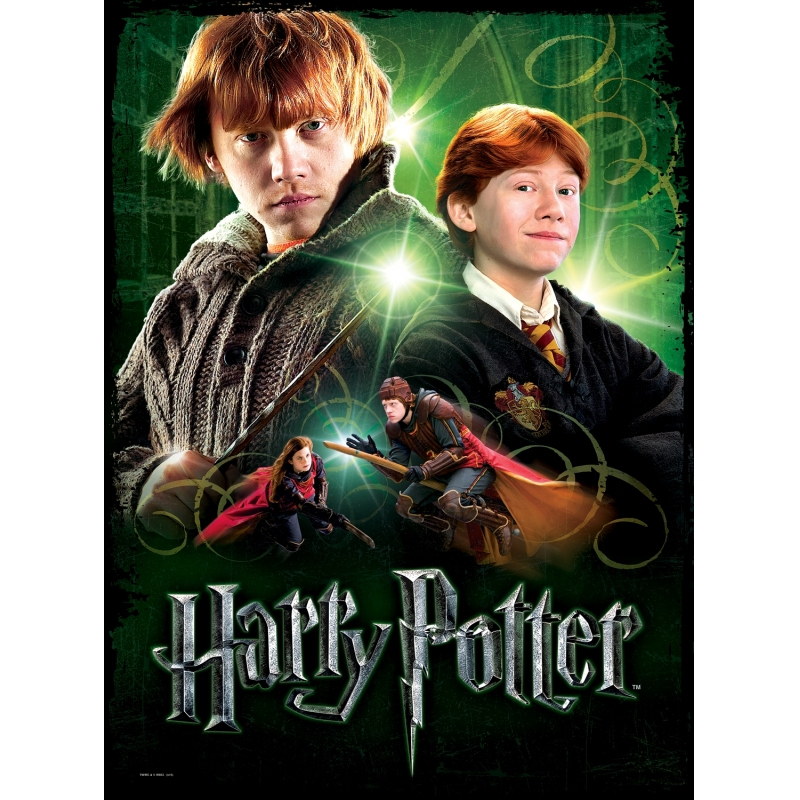 Poster Puzzle - Ron Weasley, Harry Potter