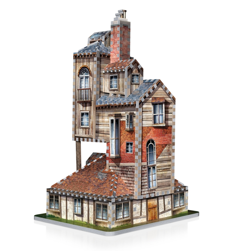 3D Puzzle - Harry Potter: The Burrow - Weasley ...