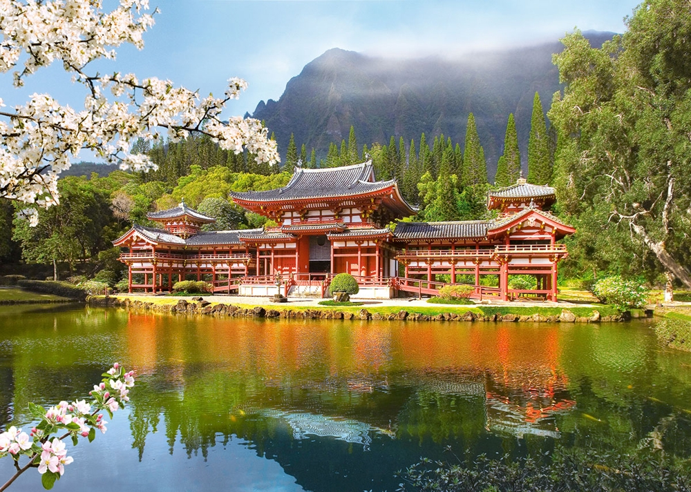 castorland-alter-byodo-in-tempel-1000-teile-puzzle-castorland-101726