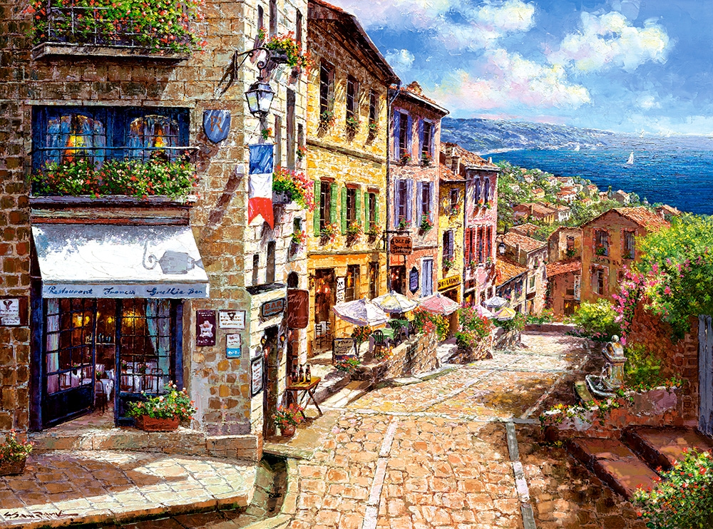 castorland-afternoon-in-nice-3000-teile-puzzle-castorland-300471