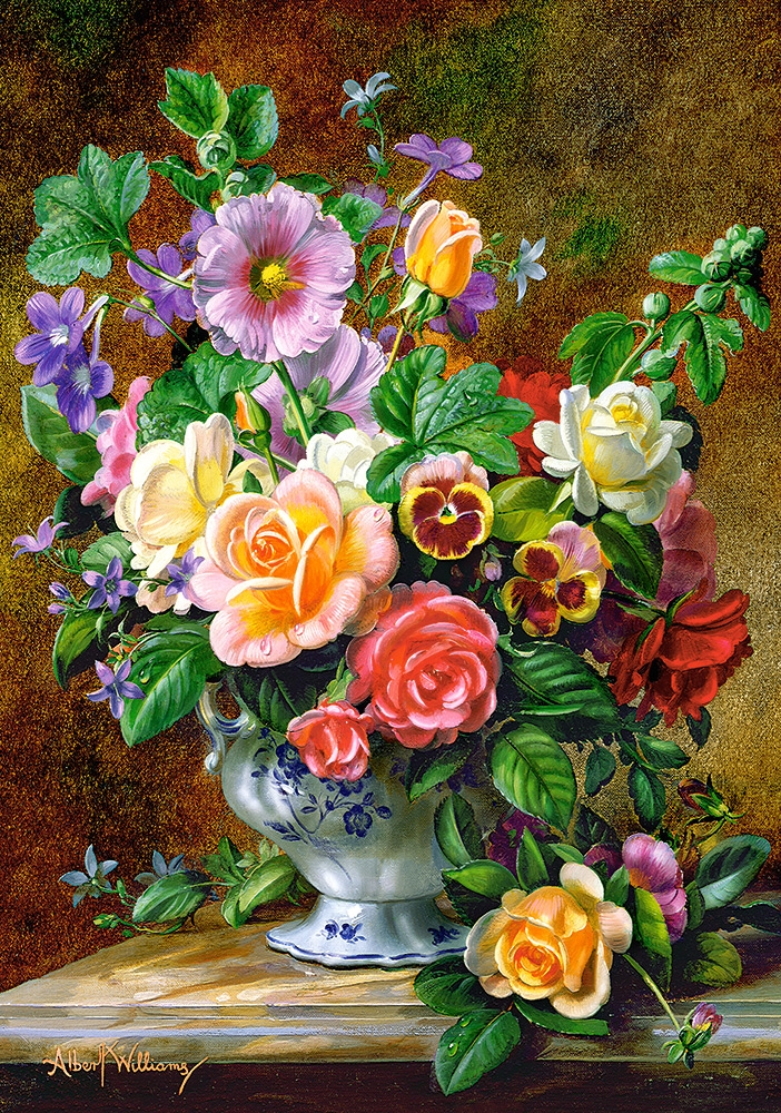 castorland-flowers-in-a-vase-500-teile-puzzle-castorland-52868