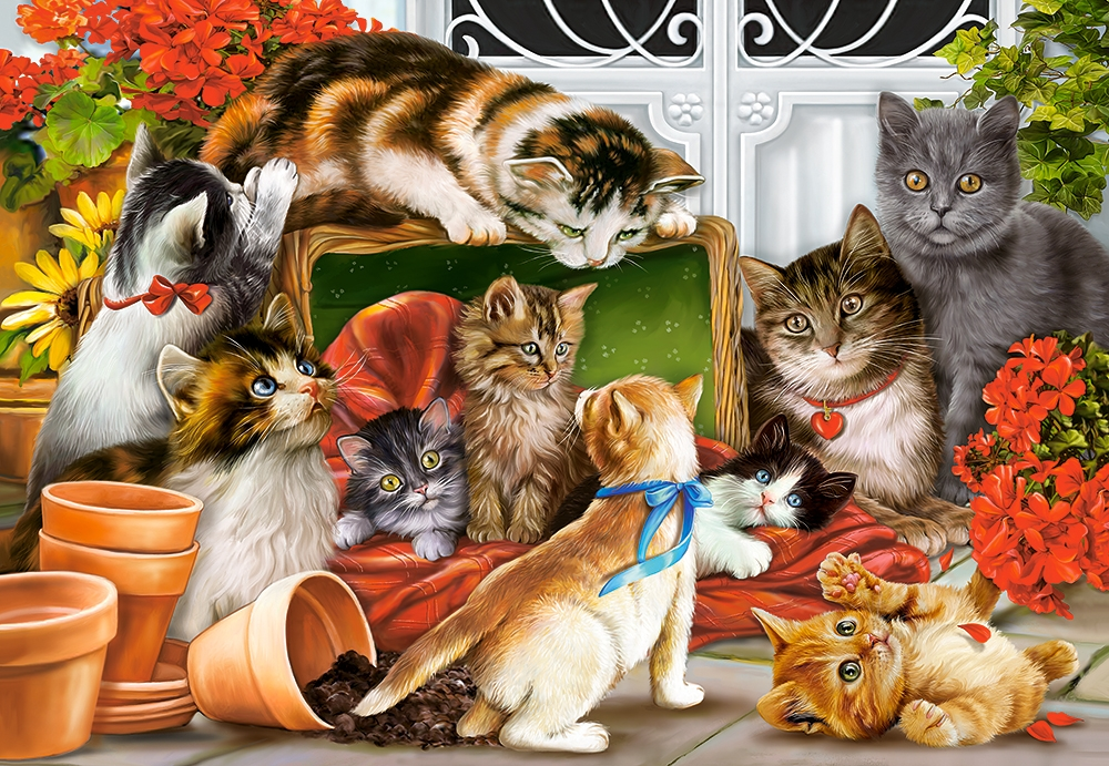 castorland-kittens-play-time-1500-teile-puzzle-castorland-151639