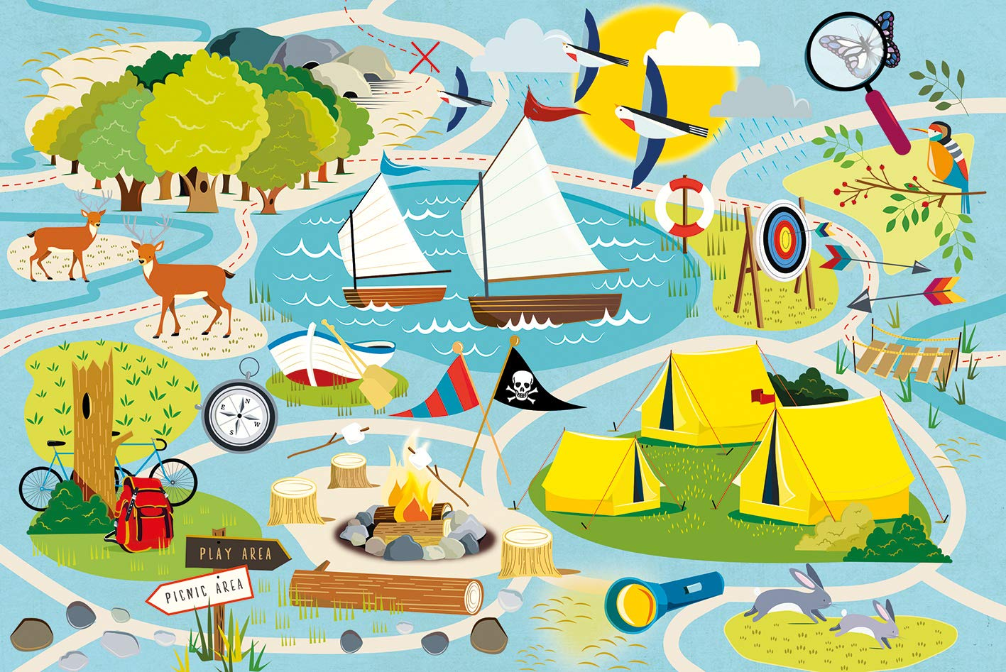 gibsons-camp-gibsons-36-teile-puzzle-gibsons-g1031