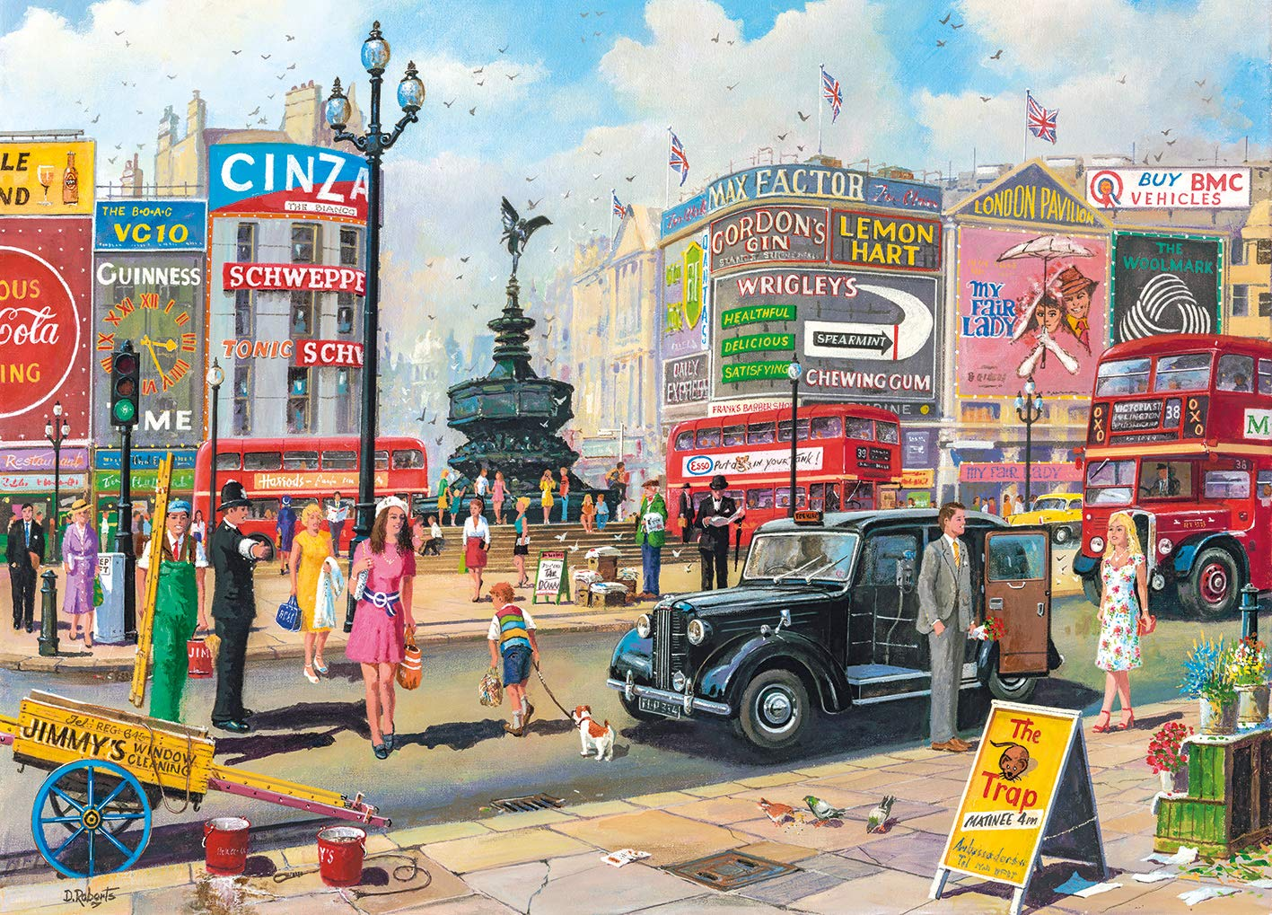 gibsons-derek-roberts-piccadilly-1000-teile-puzzle-gibsons-g6256