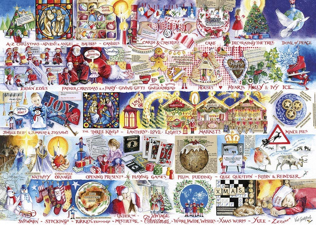gibsons-christmas-alphabet-1000-teile-puzzle-gibsons-g7104