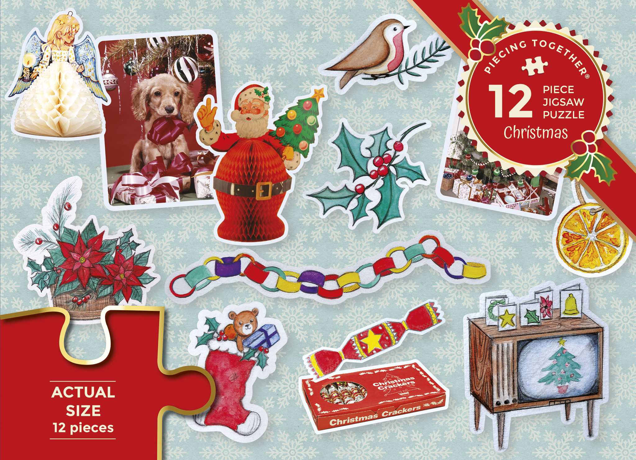 gibsons-christmas-12-teile-puzzle-gibsons-g2261