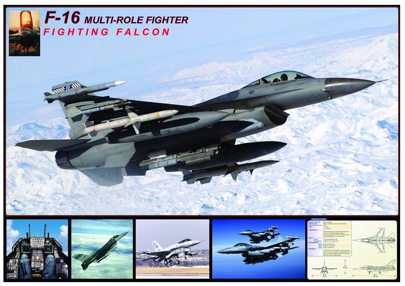 eurographics-f-16-fighting-falcon-1000-teile-puzzle-eurographics-6000-4956
