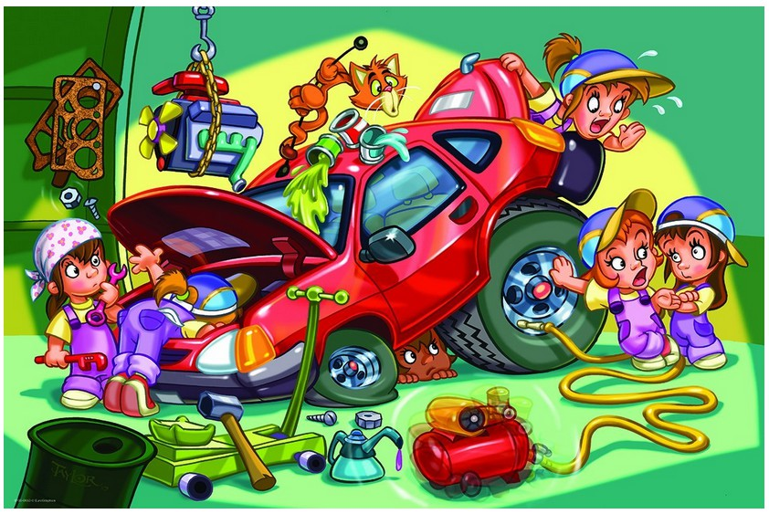 eurographics-girl-power-mechanikerin-100-teile-puzzle-eurographics-6100-0650
