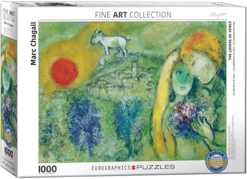 eurographics-marc-chagall-liebende-in-vence-1000-teile-puzzle-eurographics-6000-0848