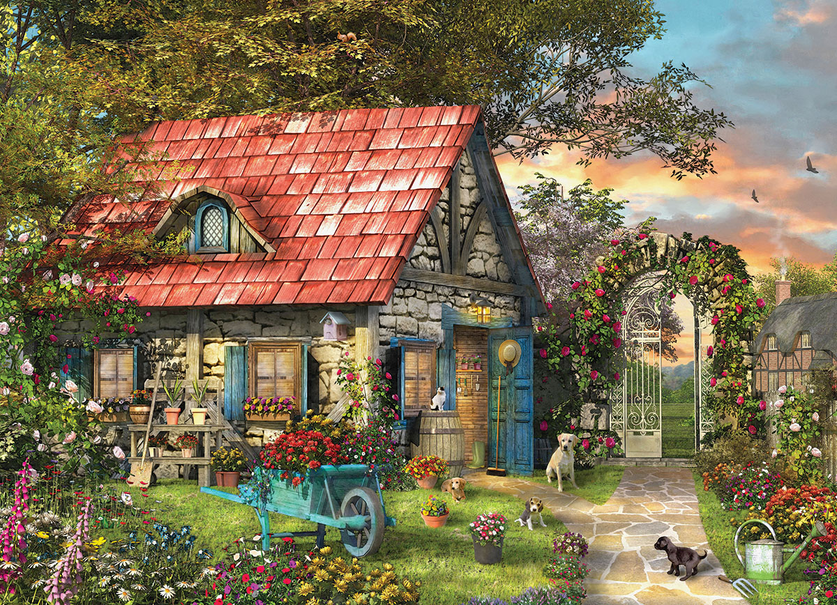 eurographics-xxl-teile-family-puzzle-dominic-davison-the-country-shed-500-teile-puzzle-eurograp