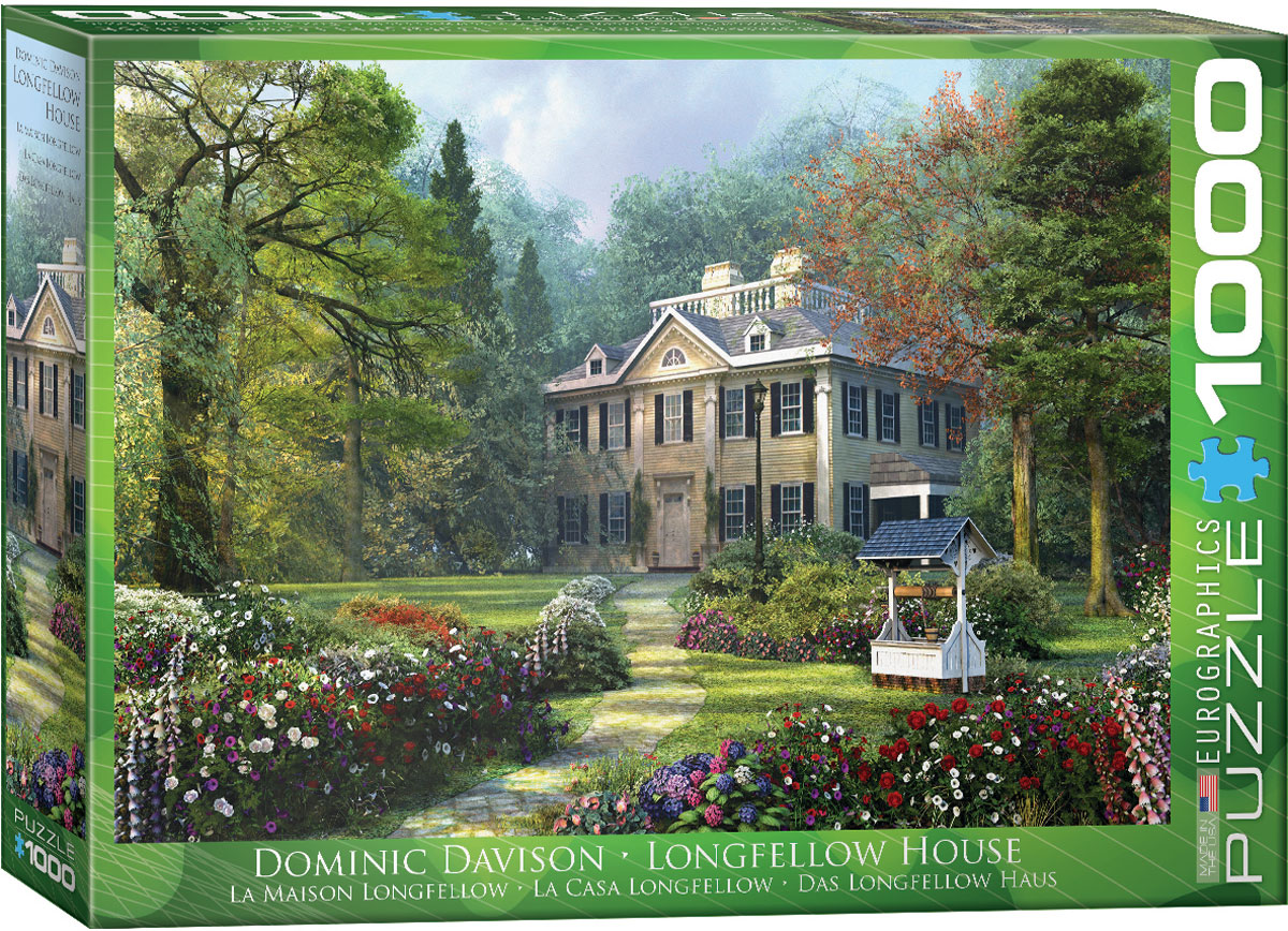 Dominic Davison - Longfellow House