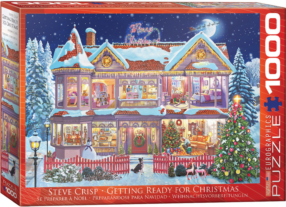 eurographics-steve-crisp-getting-ready-christmas-1000-teile-puzzle-eurographics-6000-0973