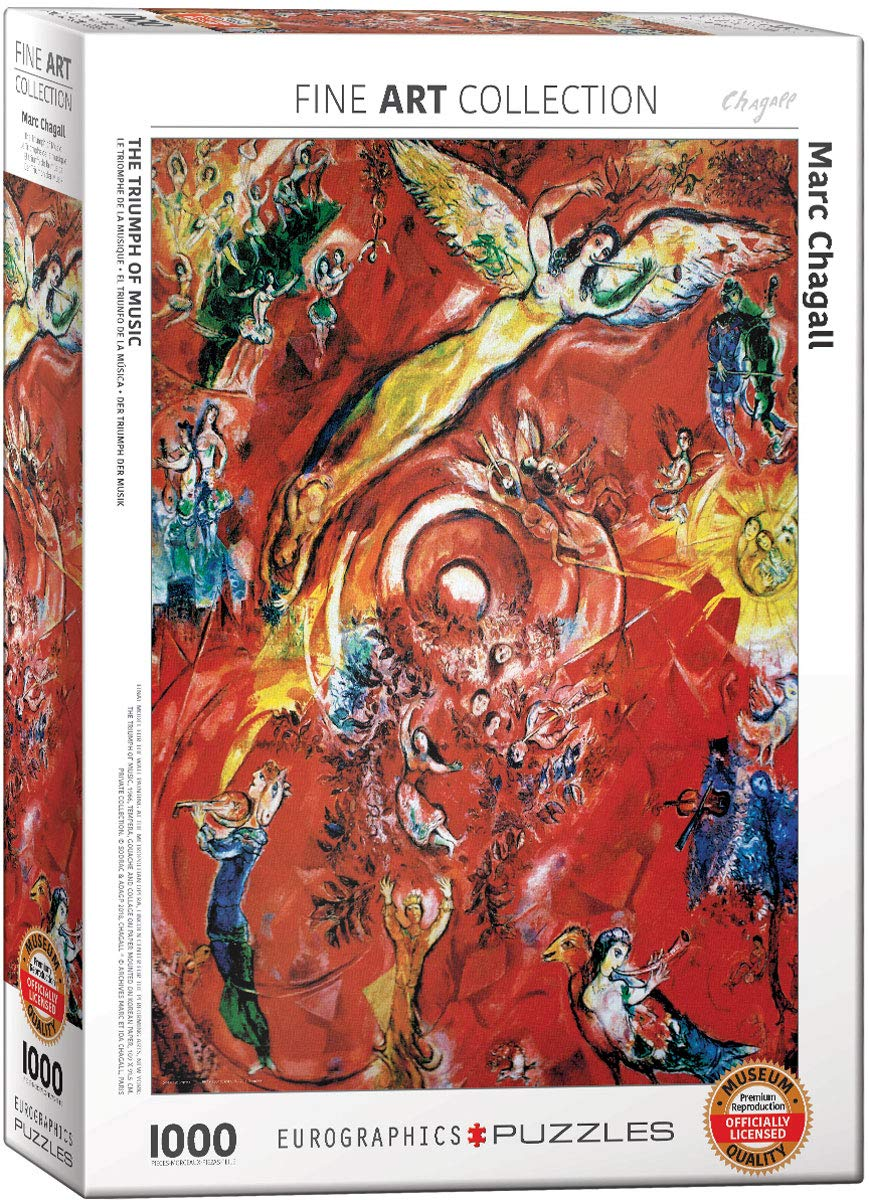 eurographics-marc-chagall-der-triumph-der-musik-1000-teile-puzzle-eurographics-6000-5418