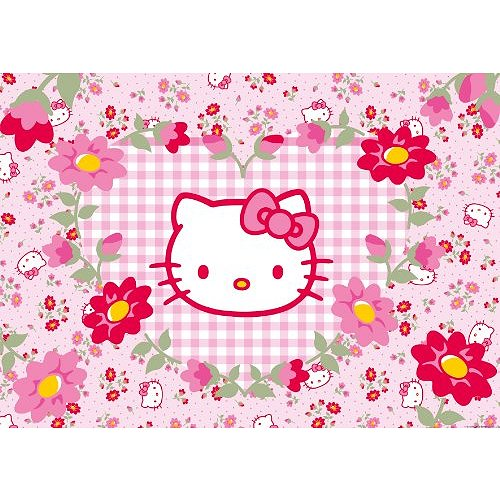 hello-kitty-im-blumenmeer