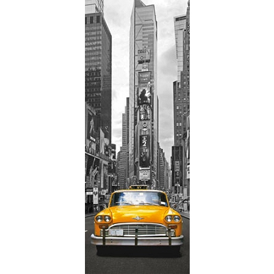 1000 Teile Panoramapuzzle - New York Taxi