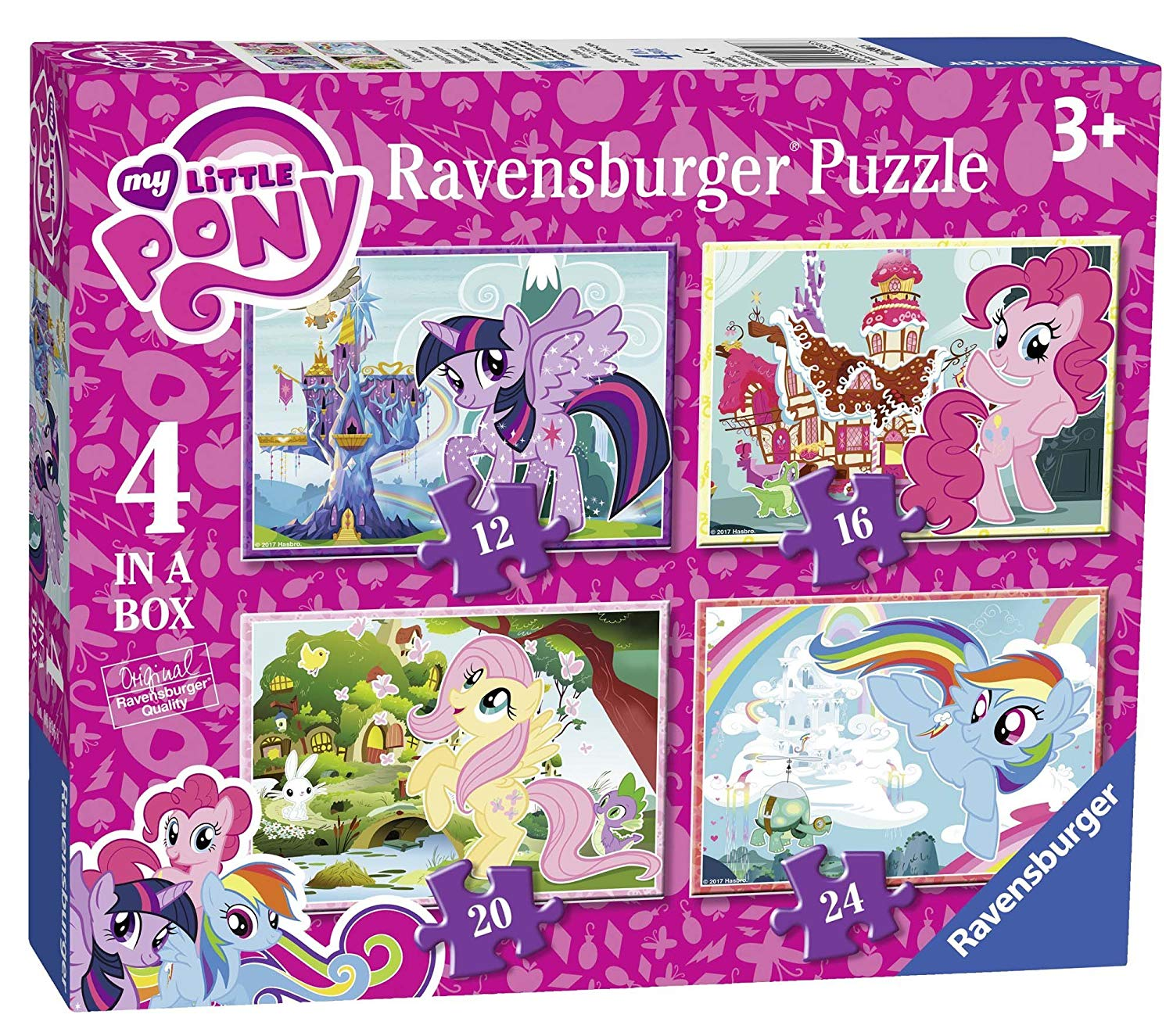 ravensburger-4-puzzles-my-little-pony-12-teile-puzzle-ravensburger-06896