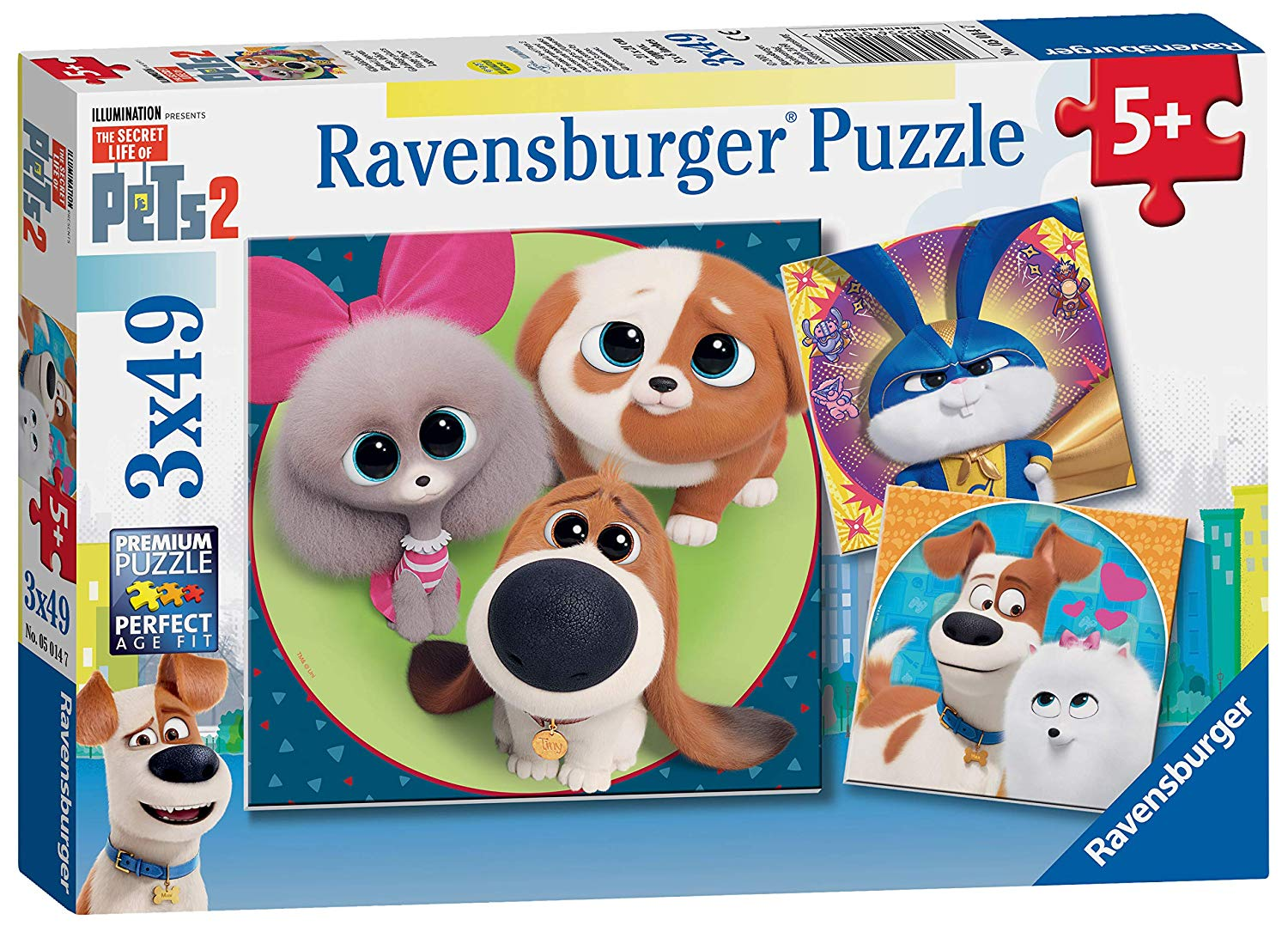ravensburger-xxl-teile-3-puzzles-the-secret-life-of-pets-2-49-teile-puzzle-ravensburger-05014
