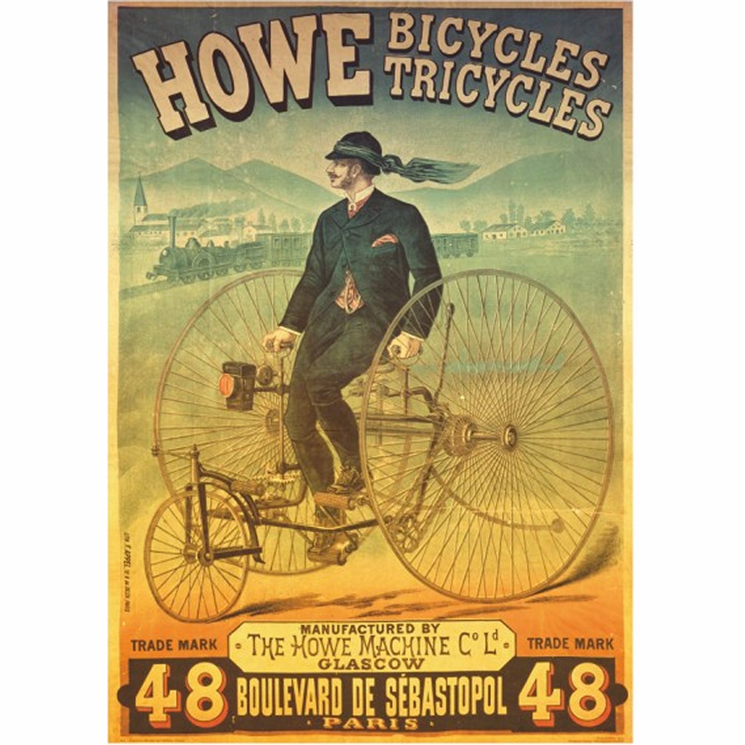 dtoys-vintage-posters-howe-tricyles-1000-teile-puzzle-dtoys-67555