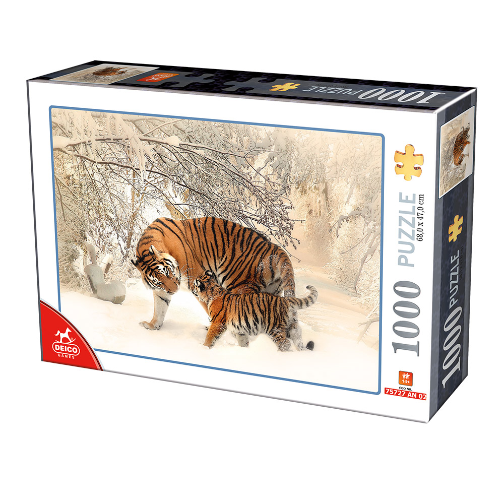 dtoys-tigers-1000-teile-puzzle-dtoys-75987