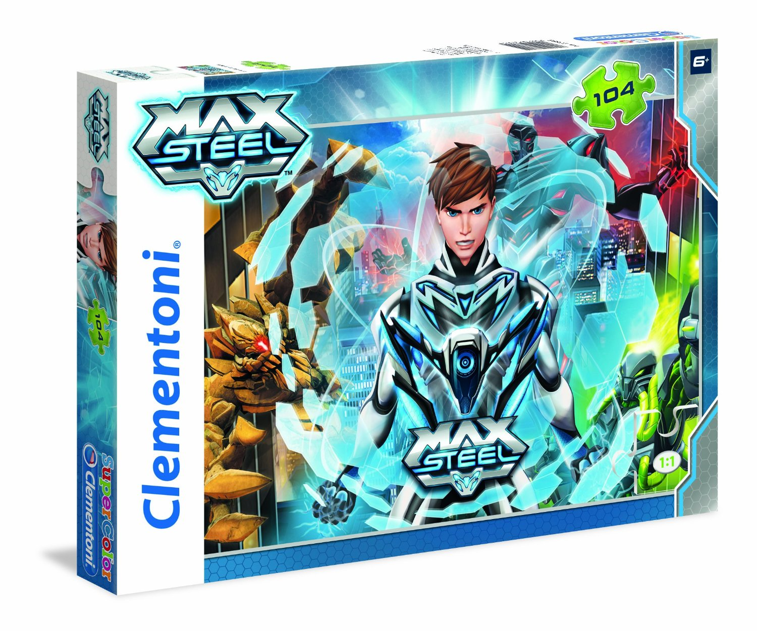 Max-imize Max Steel