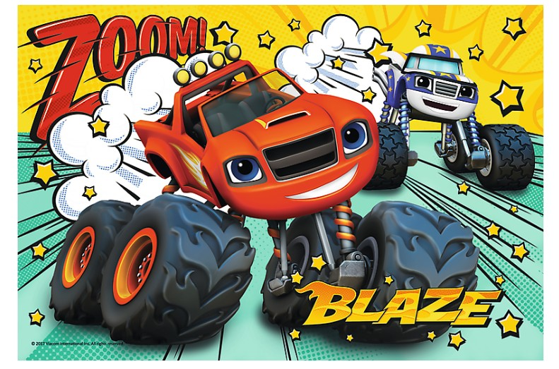 trefl-blaze-and-the-monster-machines-60-teile-puzzle-trefl-17305