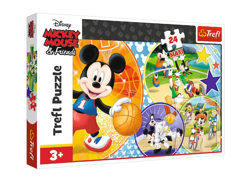 trefl-xxl-teile-mickey-mouse-and-friends-24-teile-puzzle-trefl-14291